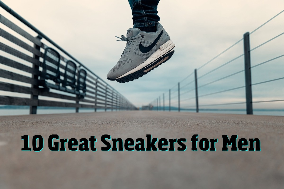10 Great Sneakers for Men
