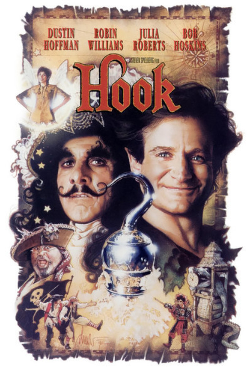 Should I Watch..? 'Hook'