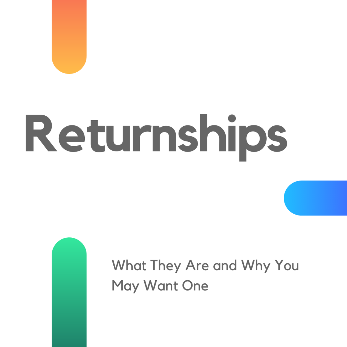 Read on for the pros and cons of returnships!