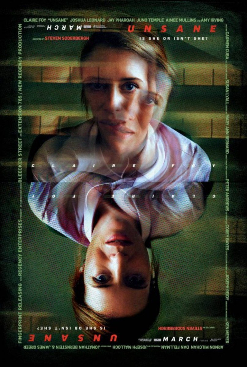 "Movie Review: ""Unsane"""