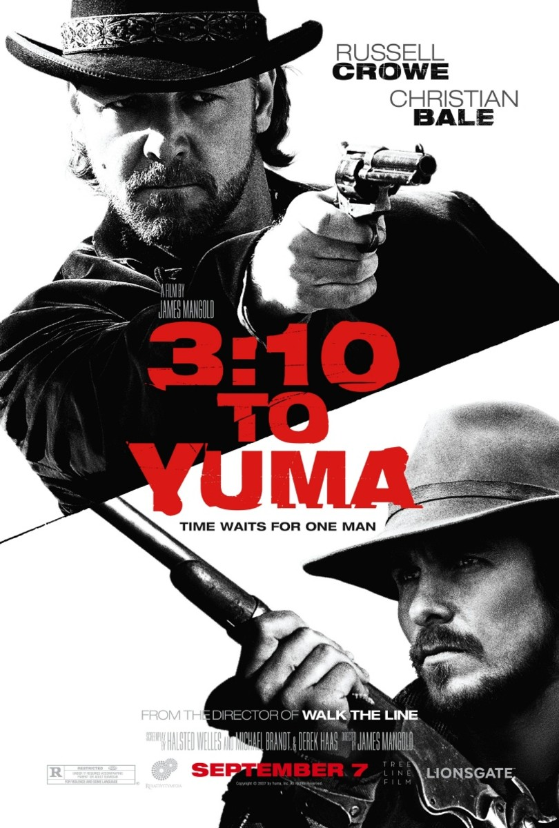 Should I Watch..? '3:10 to Yuma' (2007)