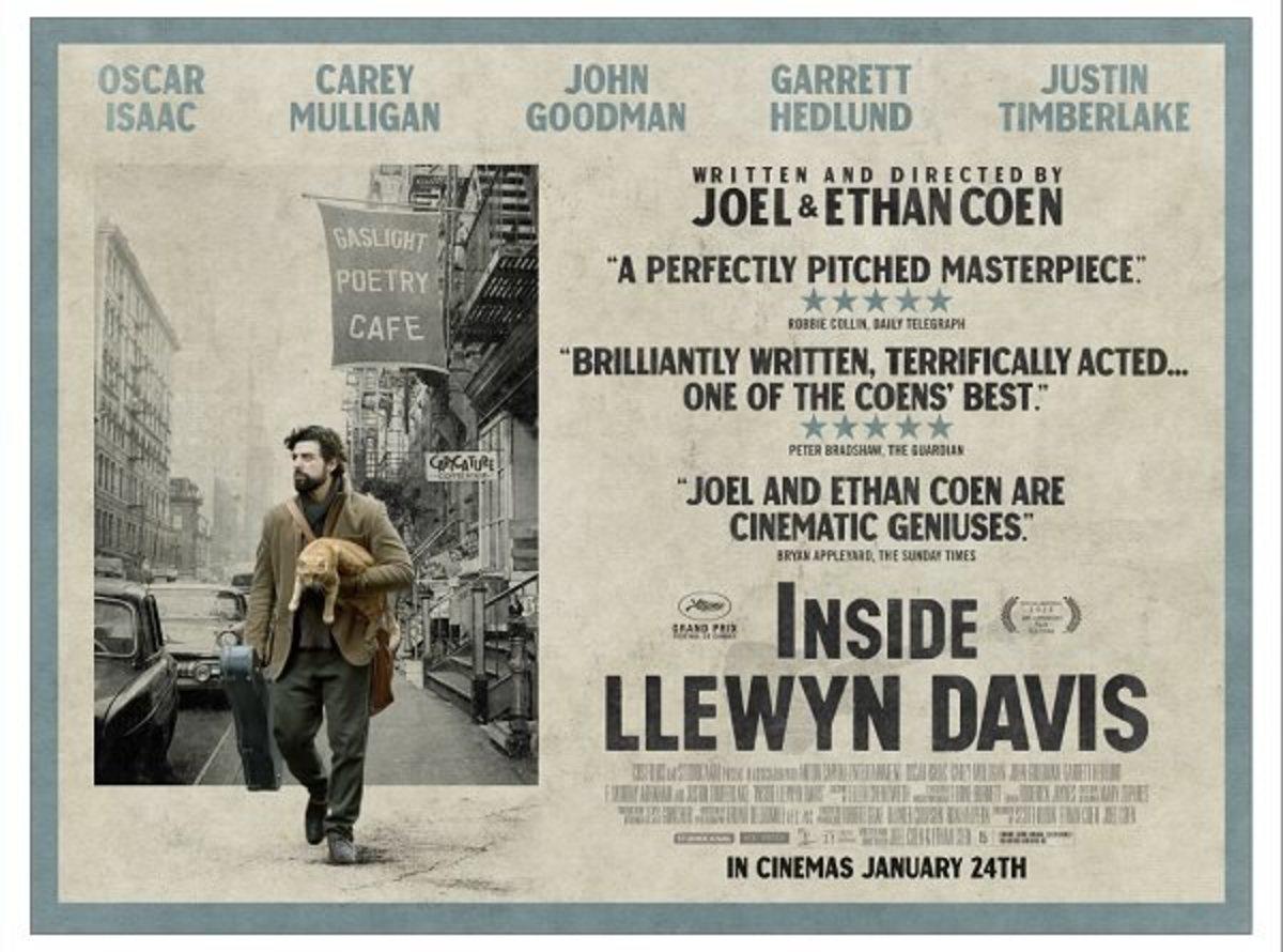 'Inside Llewyn Davis' (2013) - Film Review