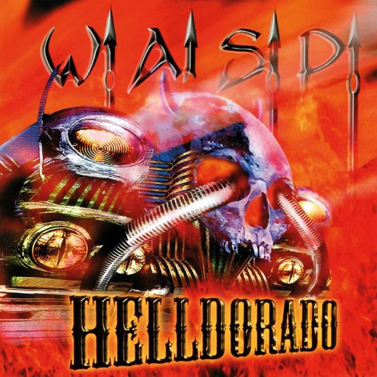 """Helldorado"" album cover"