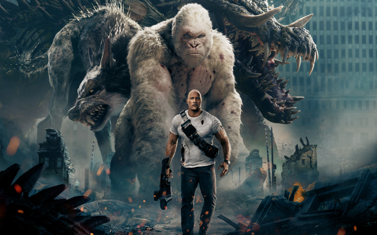 rampage-movie-review