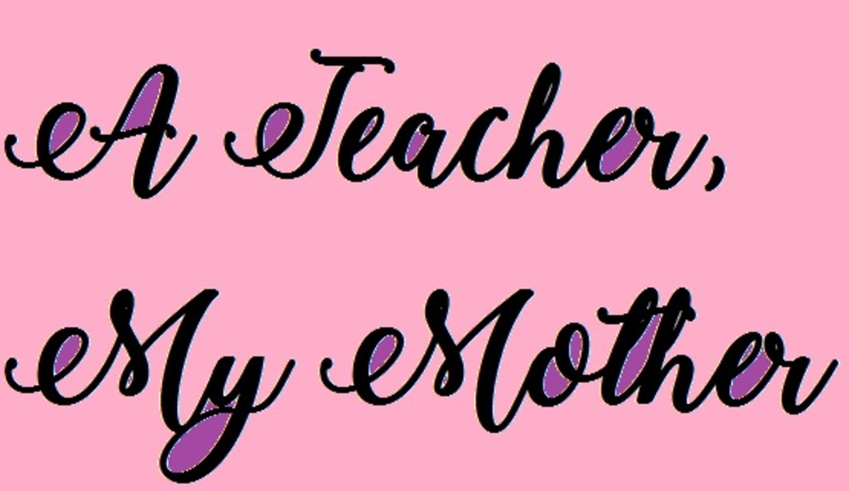 The Hopes and Joys of a Teacher