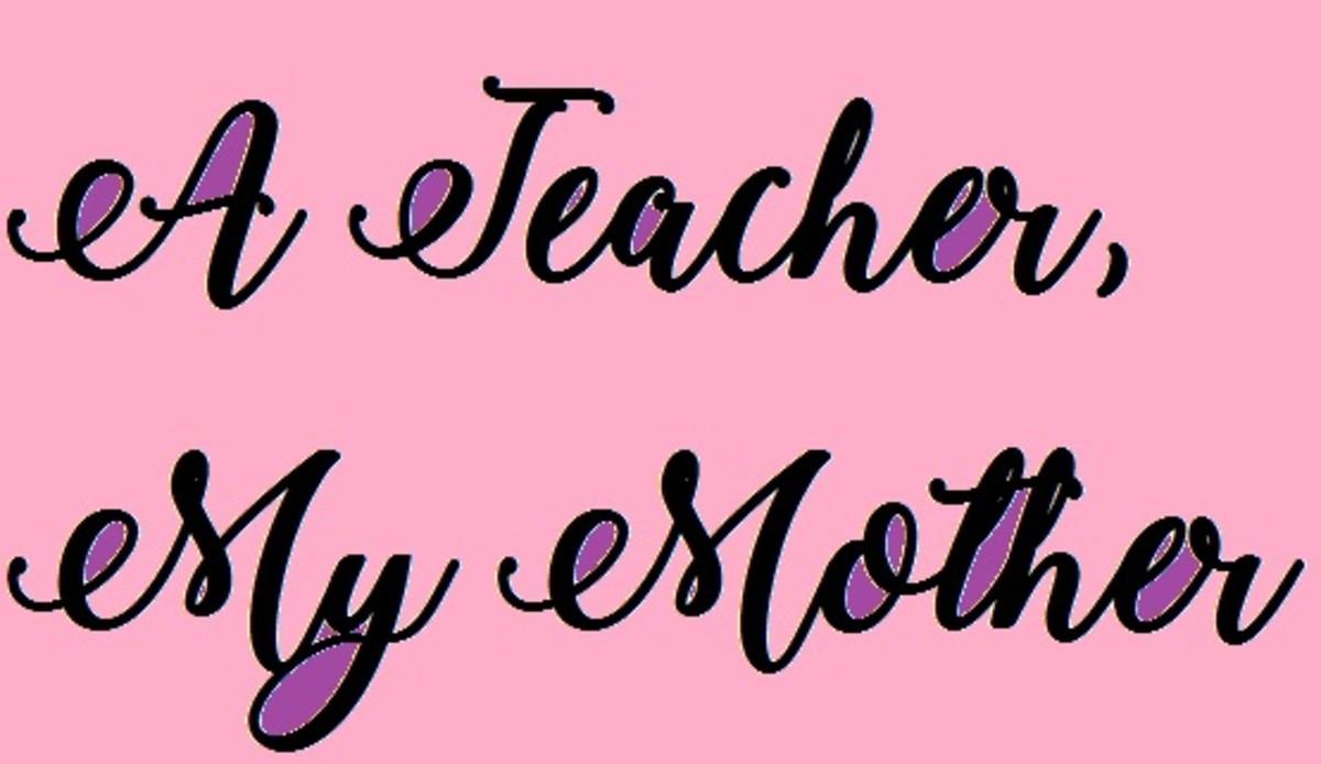 The Hopes and Joys of a Teacher