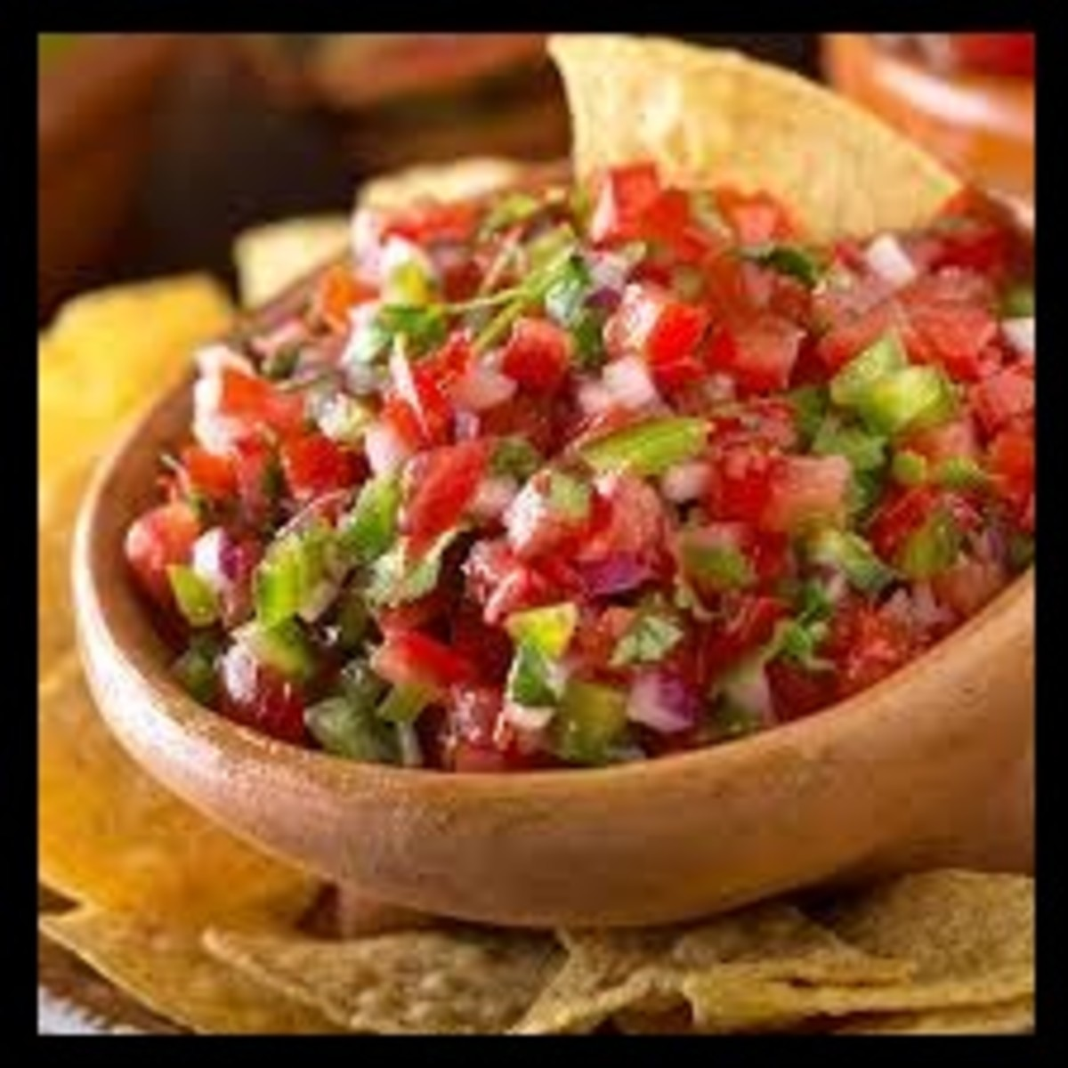 The Birth of a Salsa