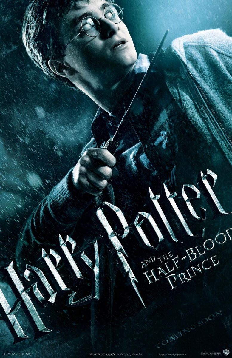 Film Review: 'Harry Potter and the Half-Blood Prince'