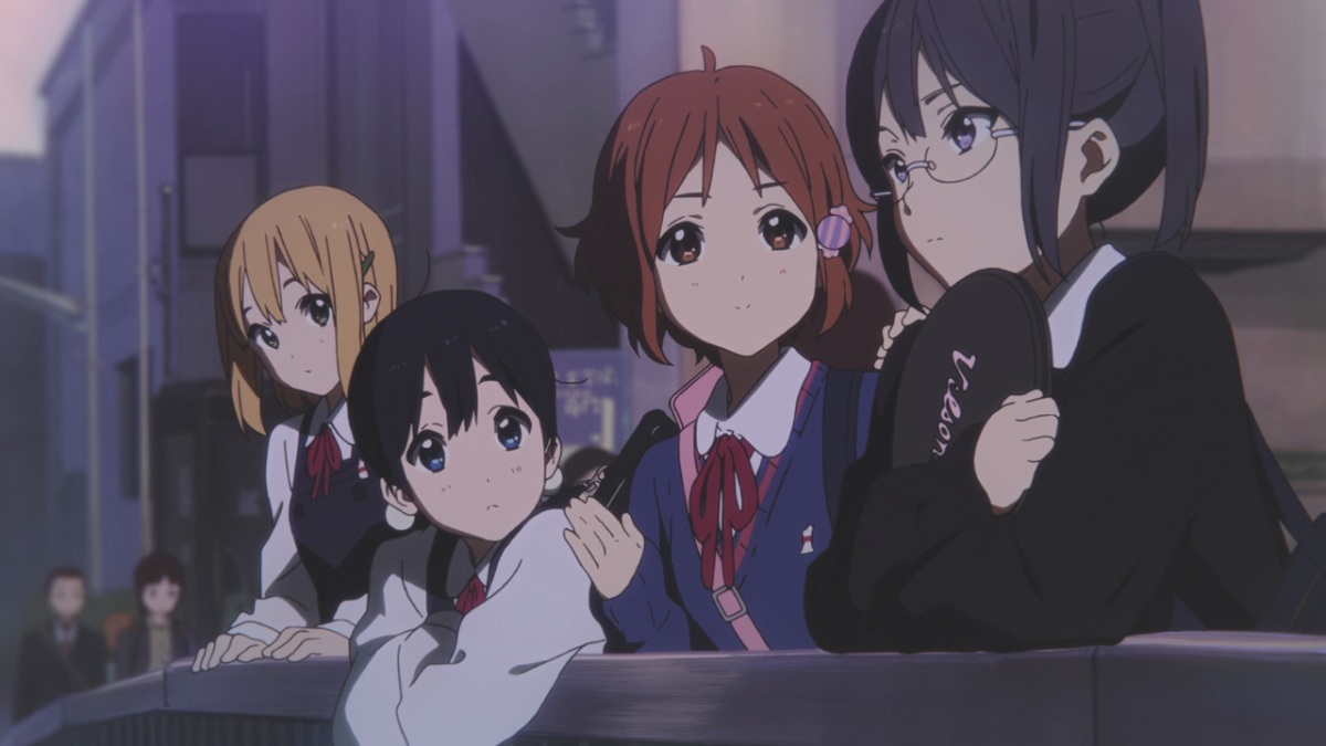 Anime Reviews: Tamako Love Story