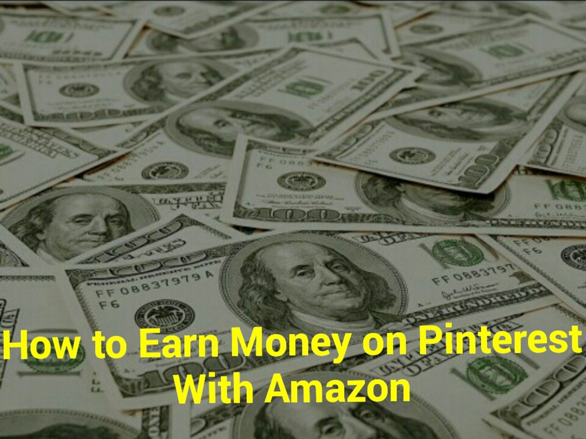 How to Make Money on Pinterest in 2018 (With Amazon)