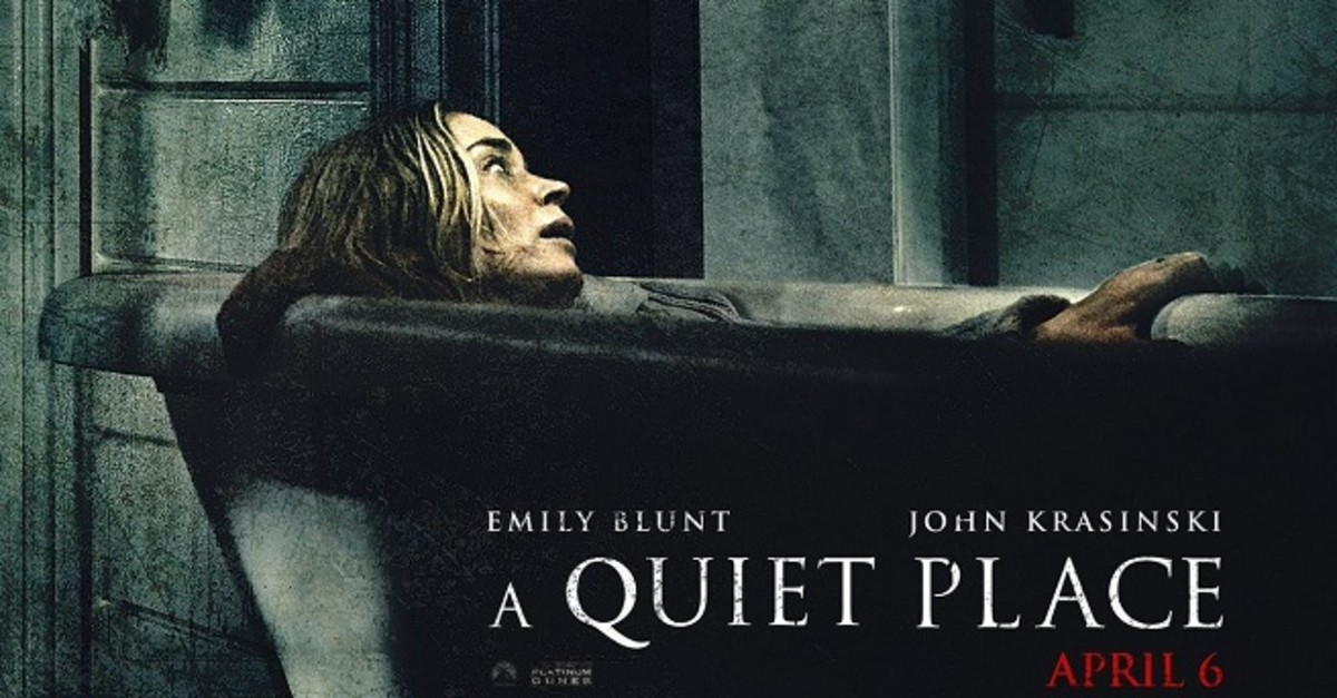 New Review: A Quiet Place (2018)