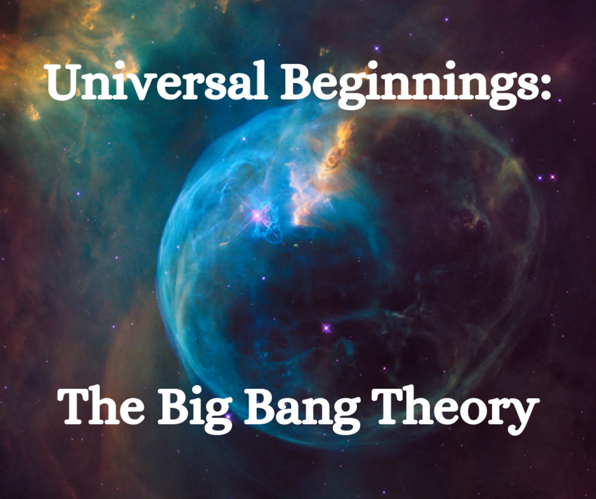 There are few theories of how the universe began that can be scientifically studied.