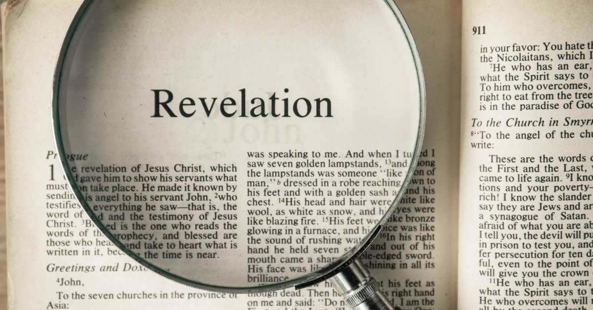 "The last book in the Bible is the book of Revelation. The word ""revelation"" is also that philosophy that states that we know about God and the reason that we know about HIm is because He has revealed Himself to us."