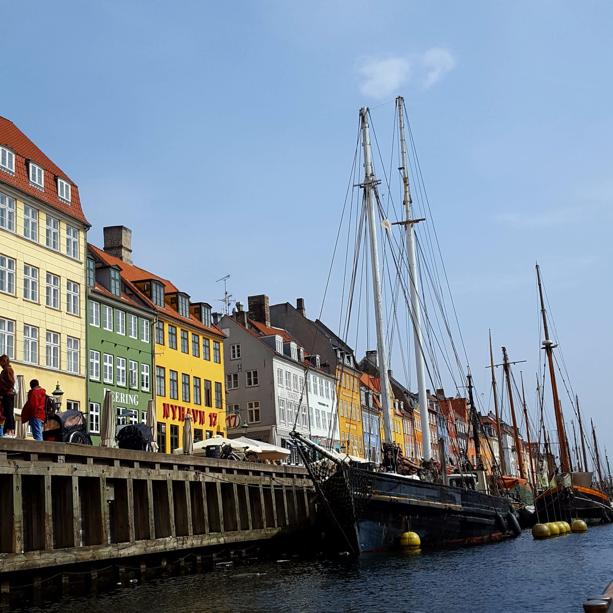Two Days in Copenhagen, Denmark