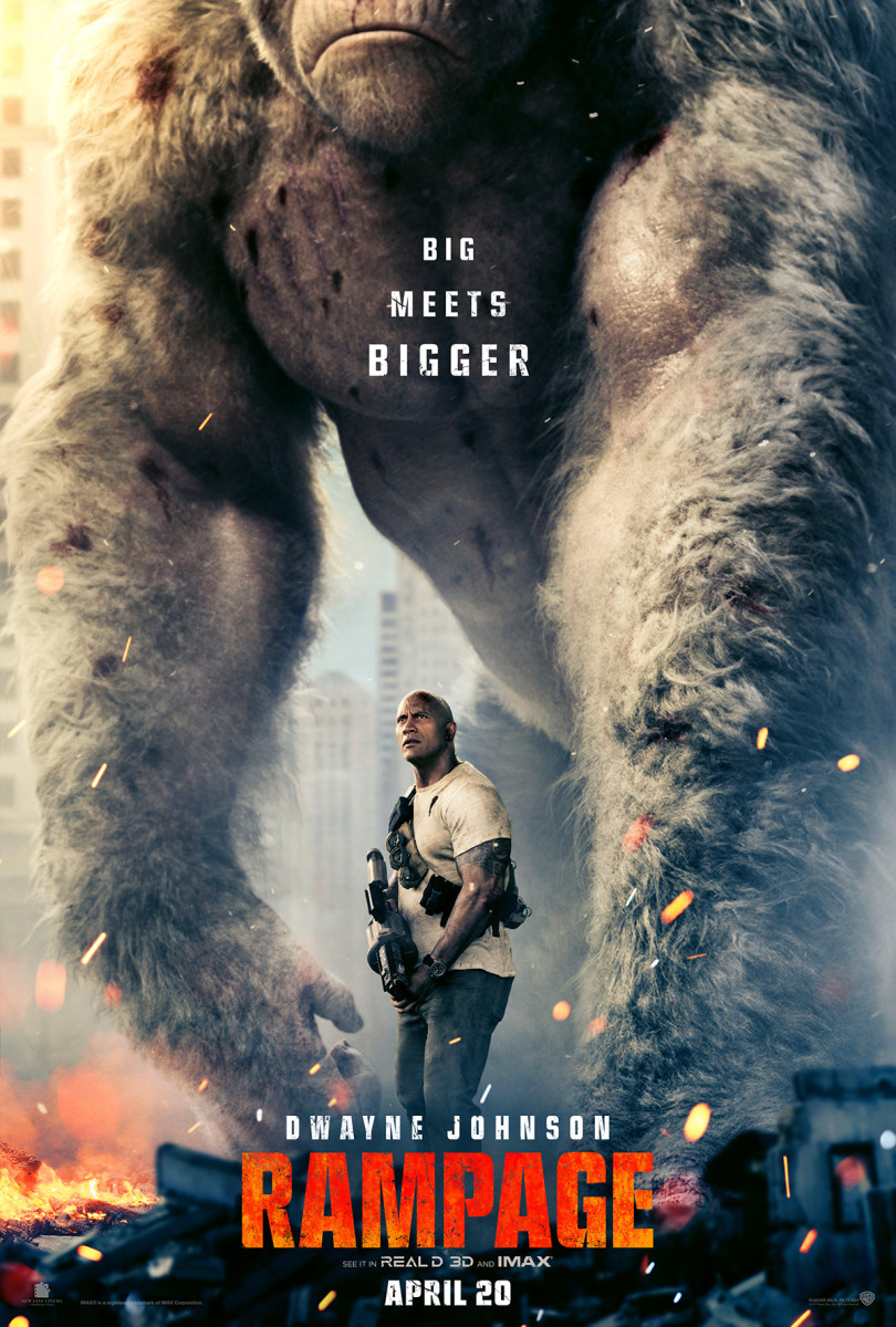 'Rampage' Movie Review