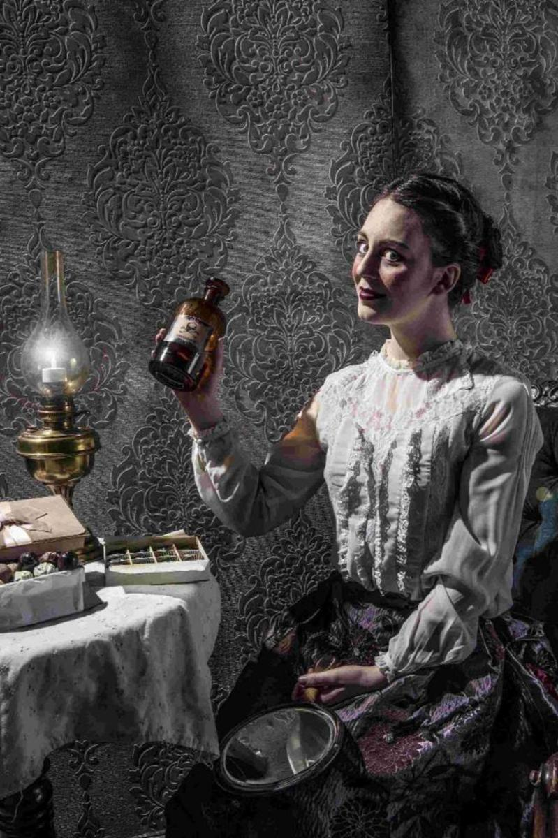 Sweet Poison: Three Toxic Tales From Victorian England