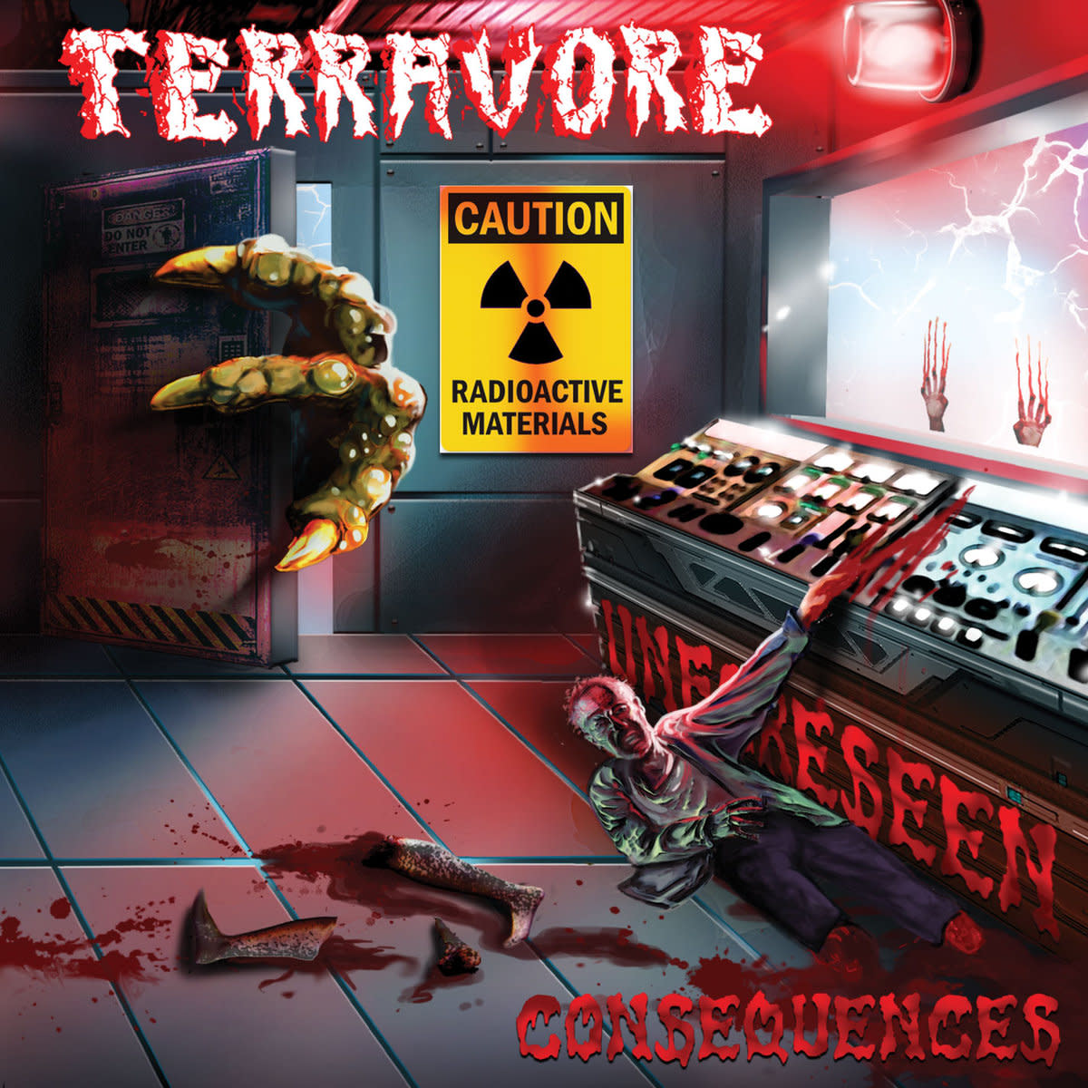 "Terravore ""Unforeseen Consequences"" Album Review"