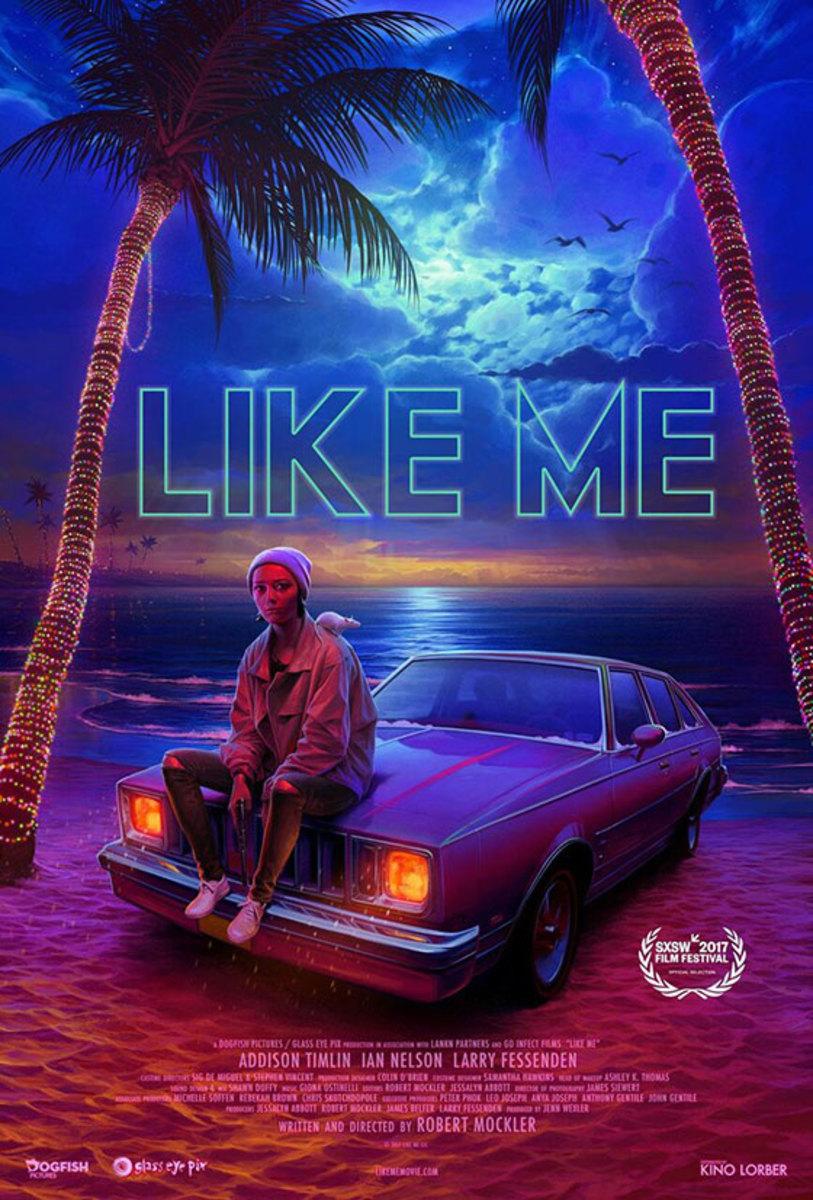 #LikeMe2017 #LarryFessenden #BrianMockler