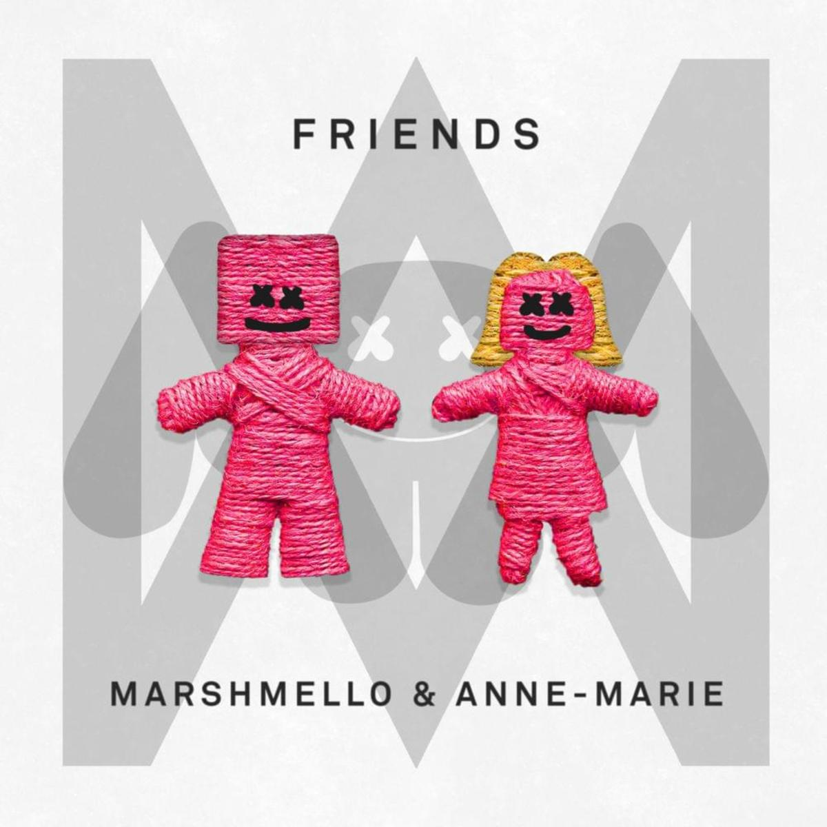 FRIENDS by Marshmello  and Anne-Marie