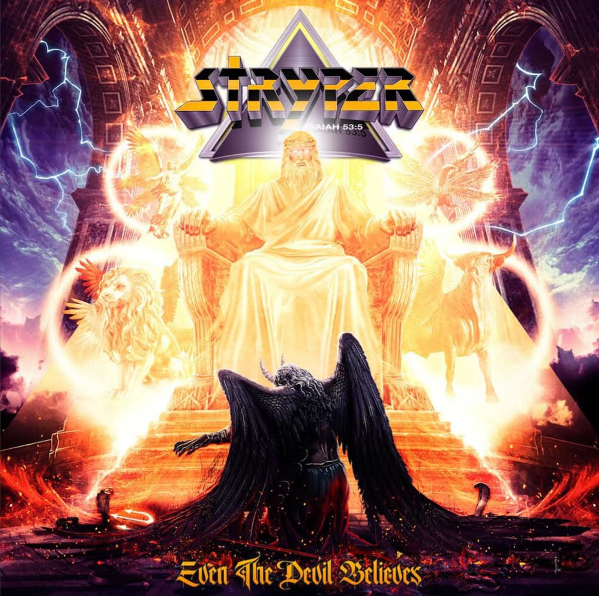 25 Fascinating Facts About Stryper