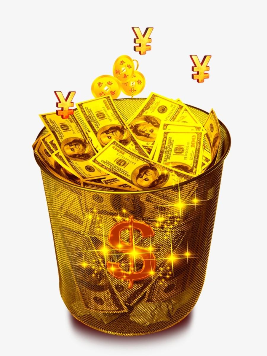 Sacred Dollar Bucket Club