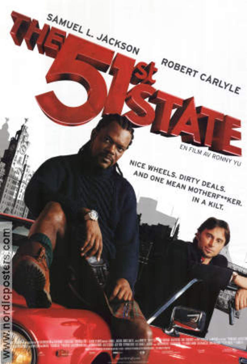 Should I Watch..? The 51st State