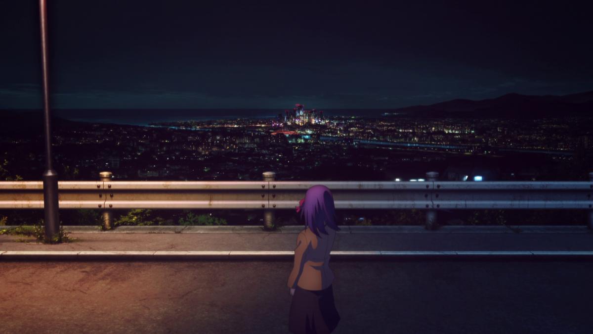 Anime Reviews Fate Stay Night Heaven S Feel I Presage Flower Reelrundown