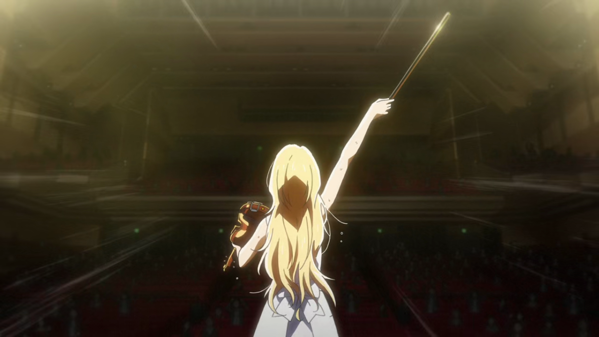 Anime Reviews: Your Lie in April