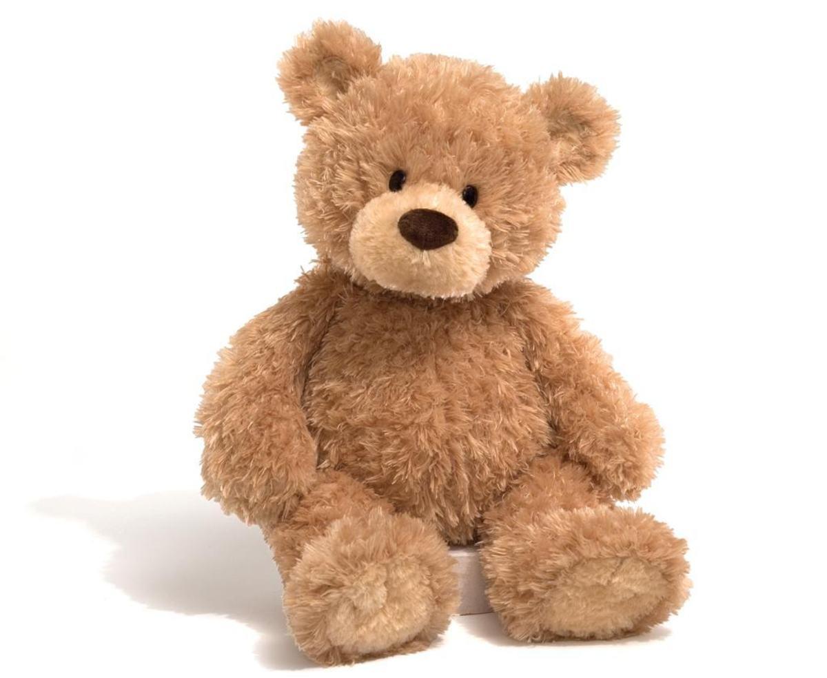 Teddy, My Friend