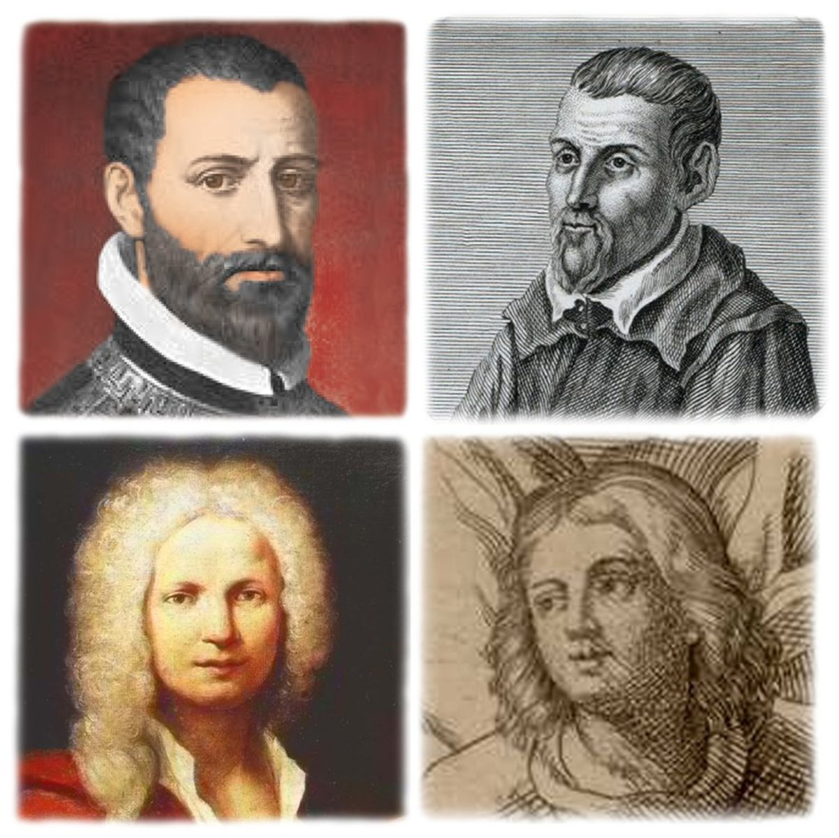 Four Priest Composers