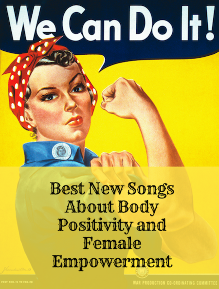 Top 17 New Hit Songs About Body Positivity, Self-Love, and Female Empowerment