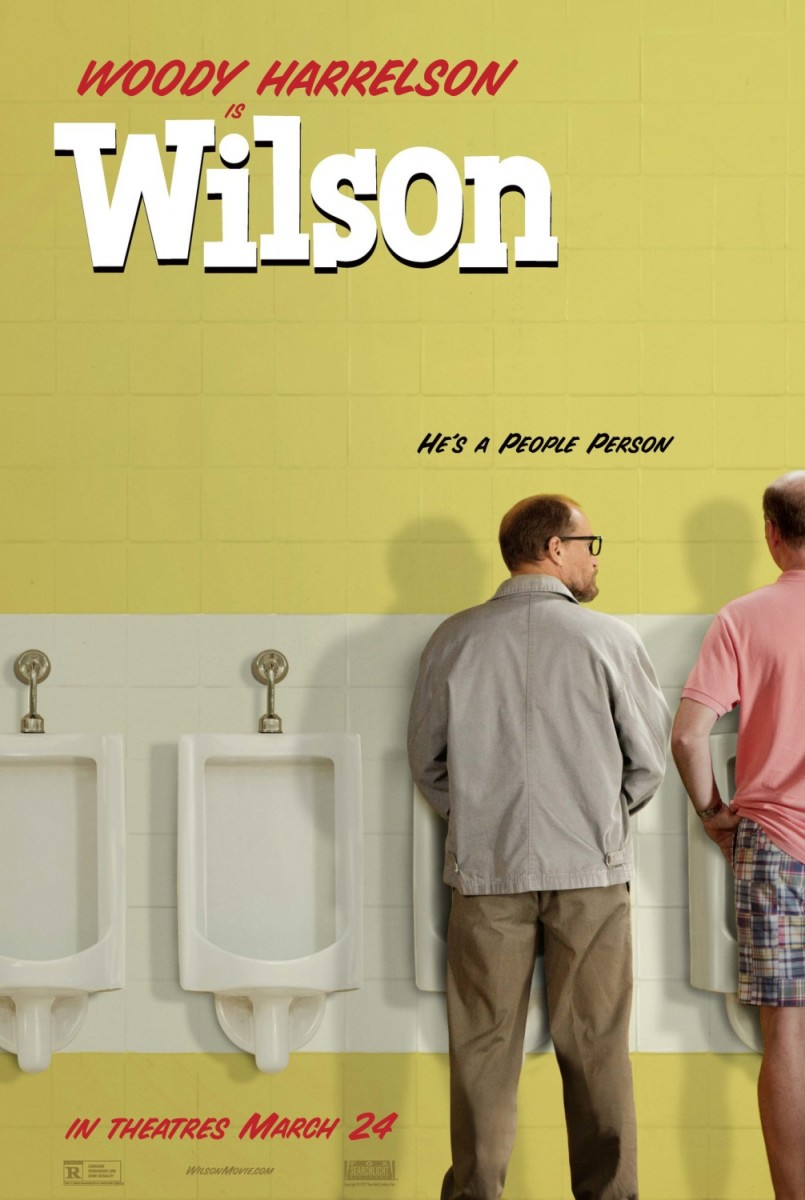 "Vault Movie Review: ""Wilson"""