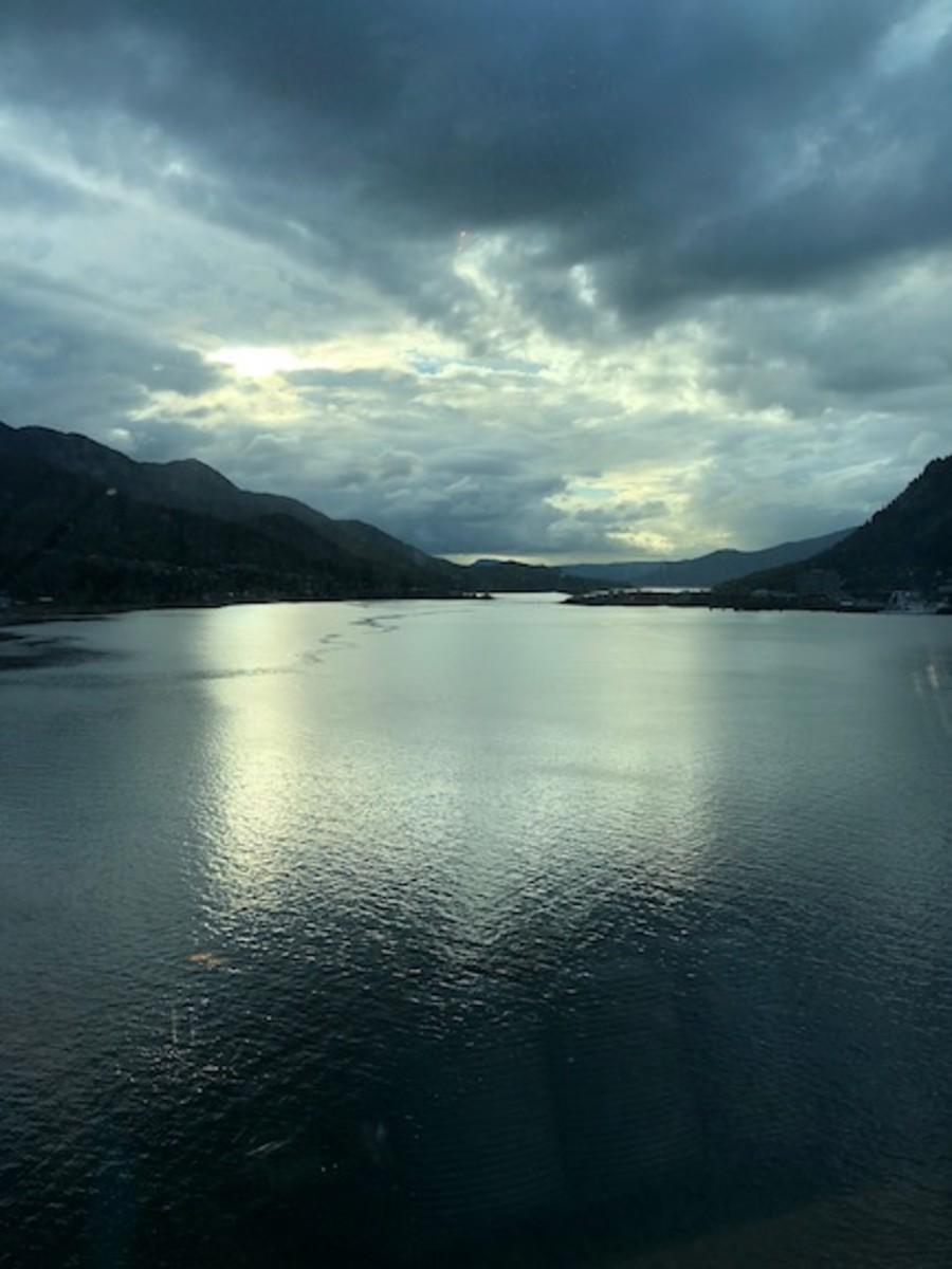 Alaska near Juneau