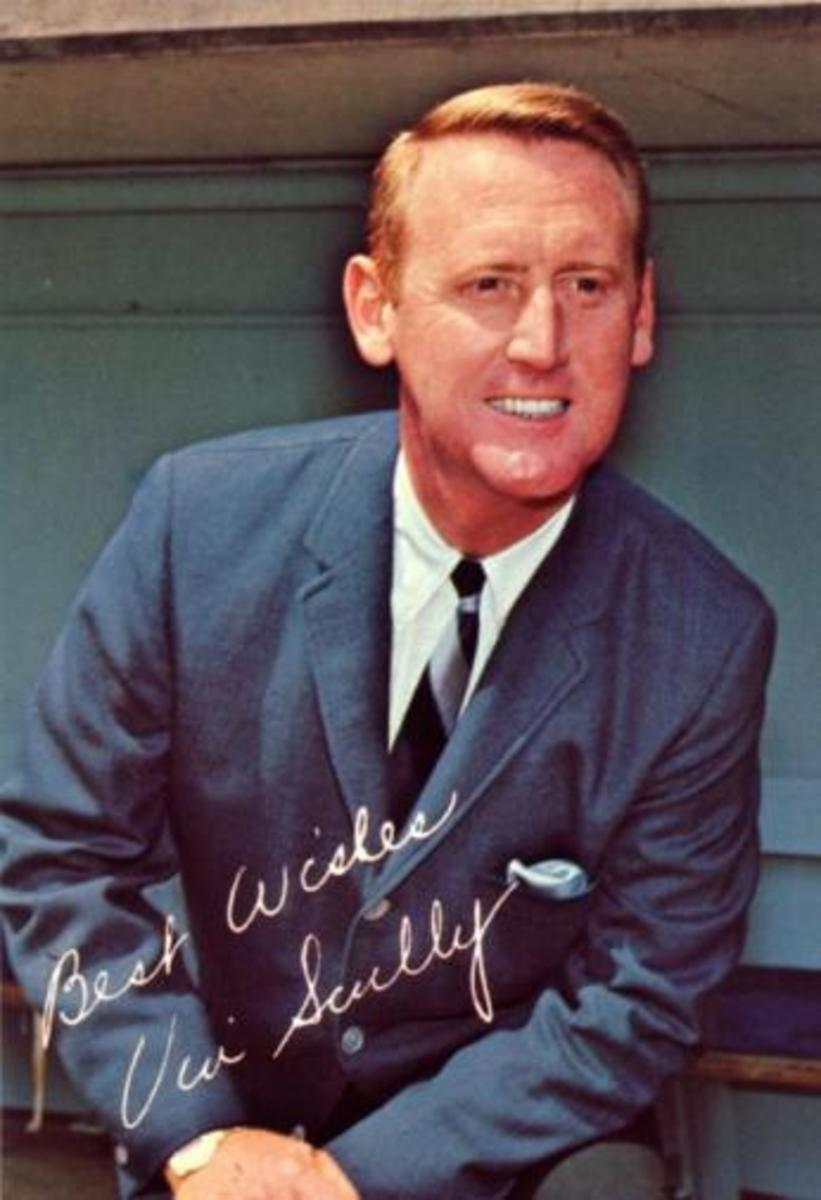 The Greatest Storyteller Since Plato - Dodgers Announcer Vin Scully