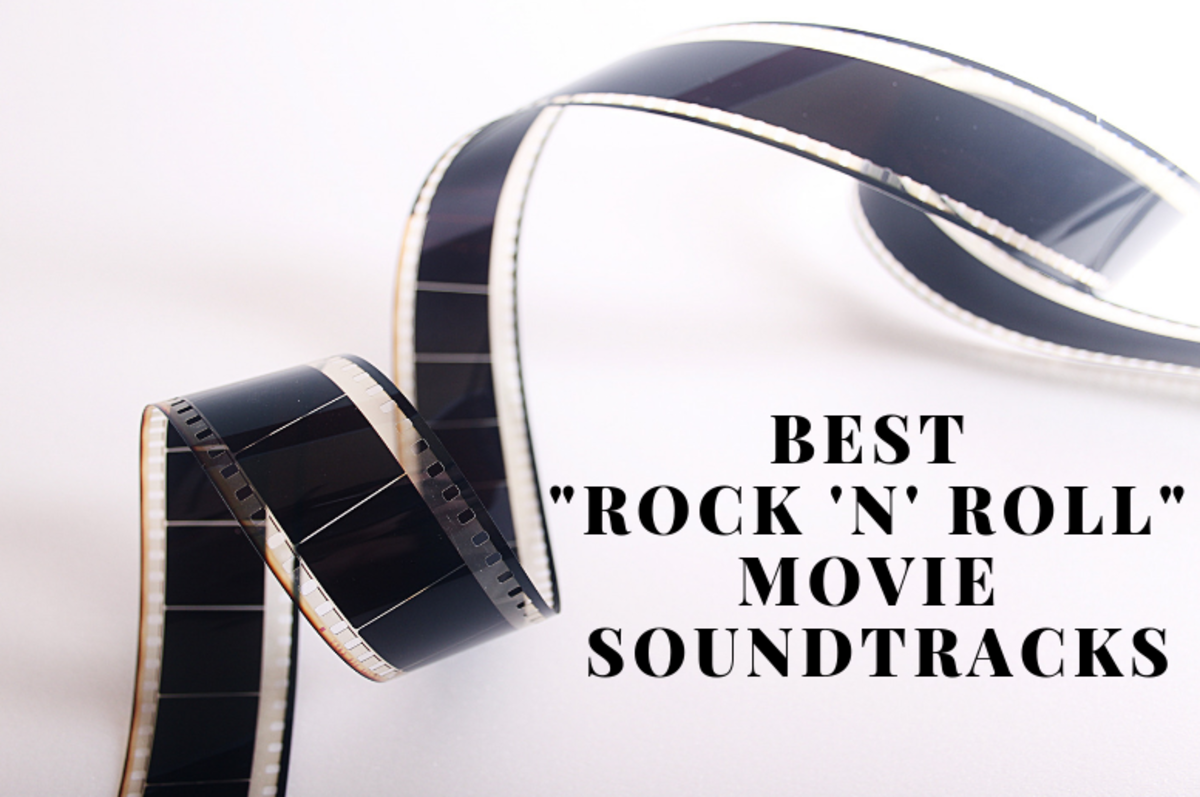 This movie soundtracks include some of the best rock songs ever!