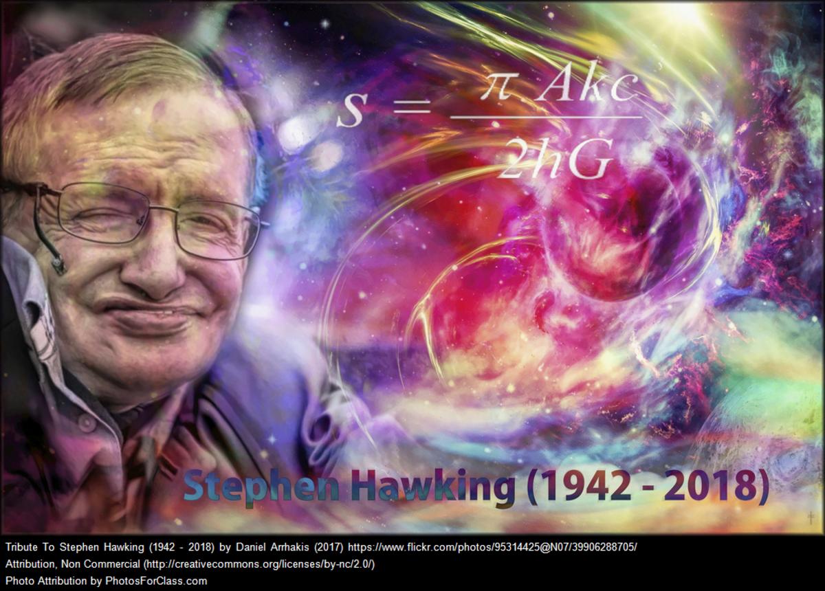Thank You, Dr. Hawking