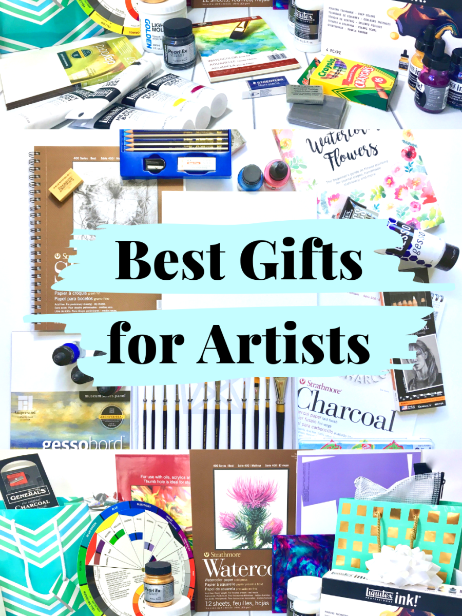 50+ Best Gifts for Artists (Ideas for the Creative People in Your Life)
