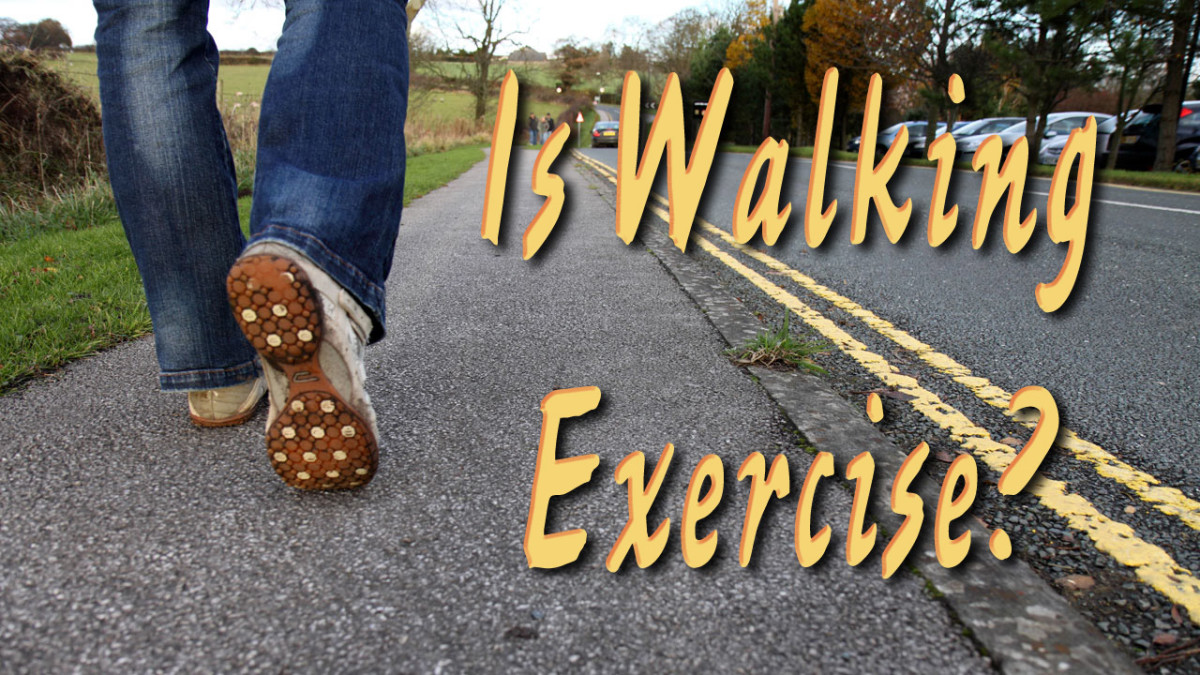 Is Walking Exercise?