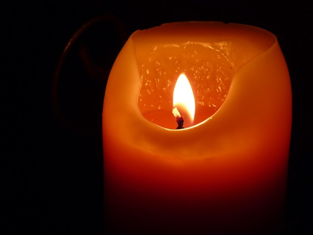 Our Love Like a Candle