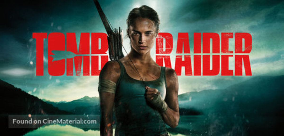 """How Romantic Was That?"" Review of 'Tomb Raider'"