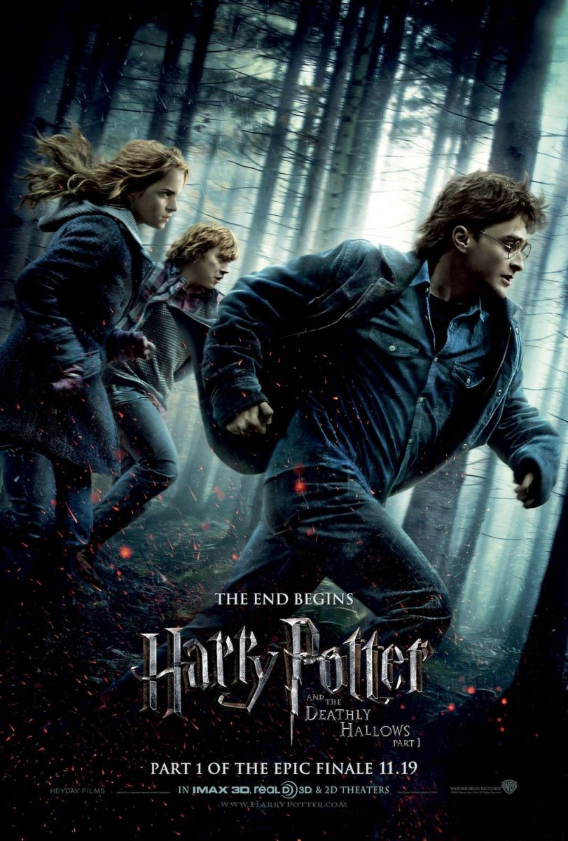 Film Review: 'Harry Potter and the Deathly Hallows - Part 1'