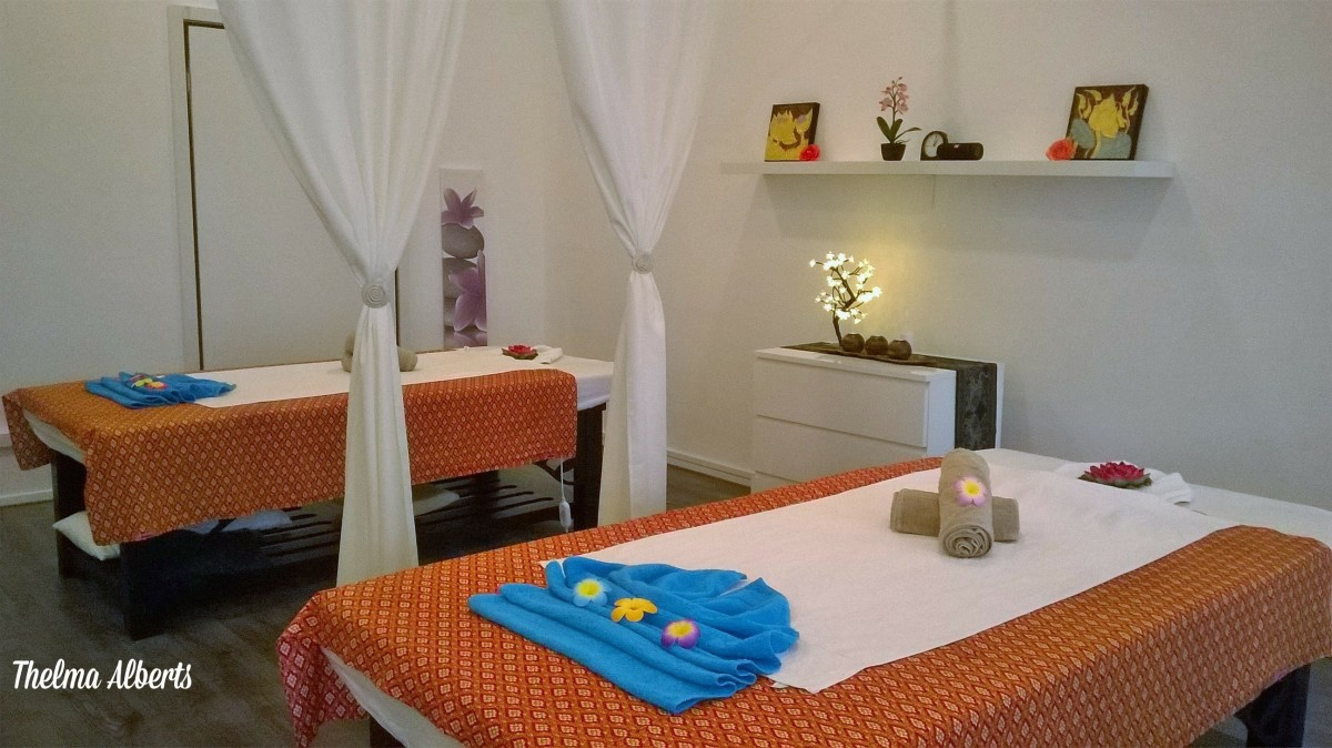 Traditional Thai Massage and Other Treatments Offered in a Thai Spa