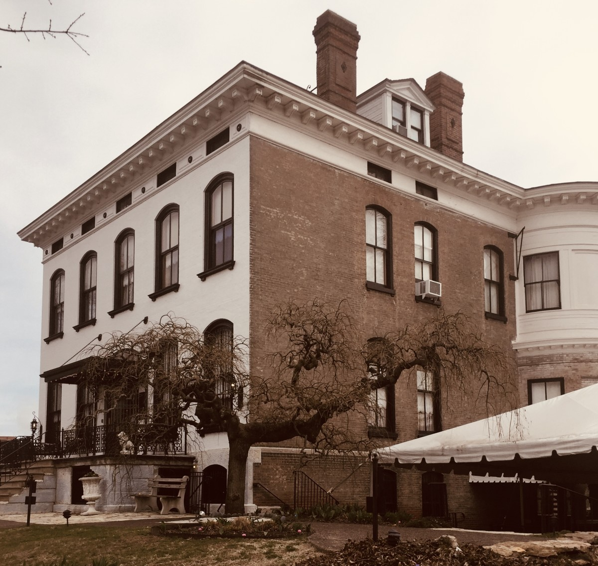 The Legacy of the Lemp Mansion