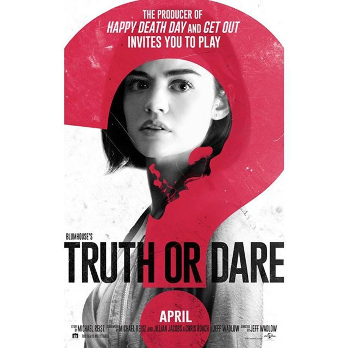 New Review: Blumhouse's Truth or Dare (2018)