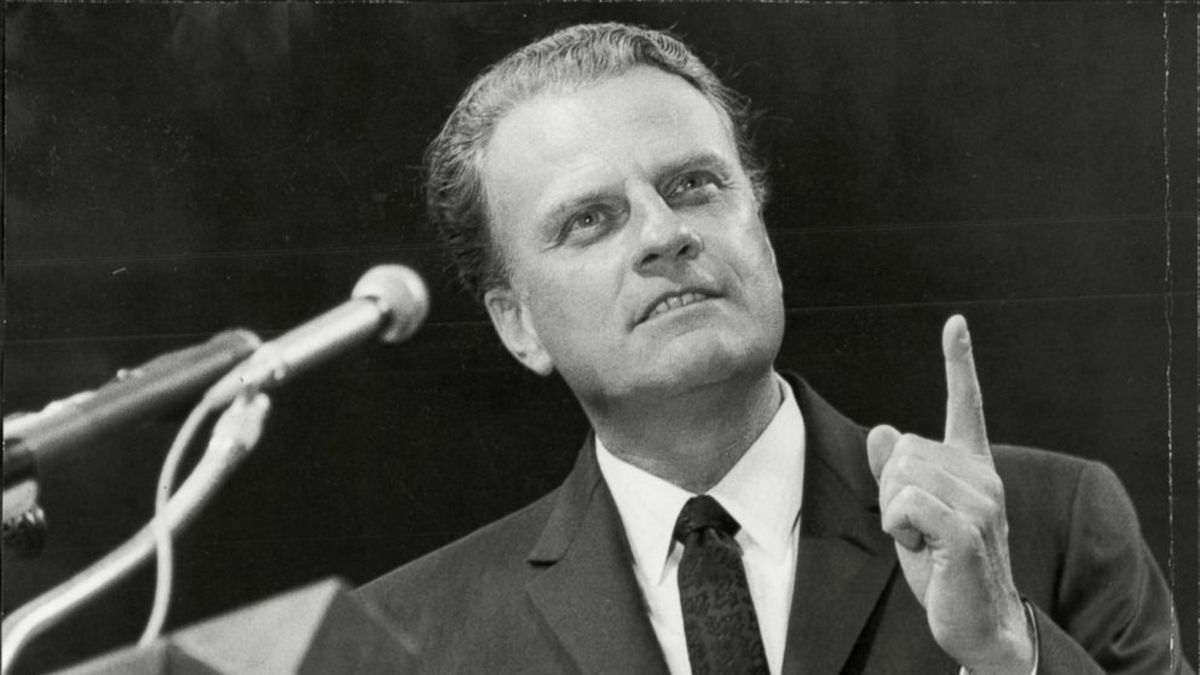 The Carriage Driver 4 – Billy Graham