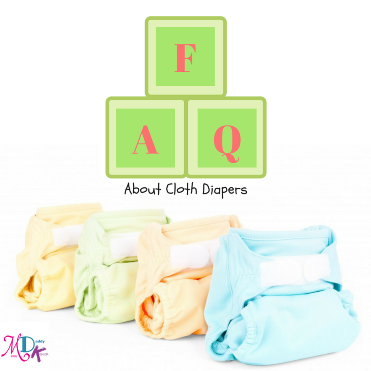 Cloth Diapers 101 - How to Use, How to Clean, and More!