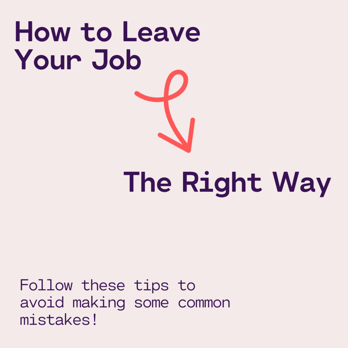 Because there's a right and a wrong way!