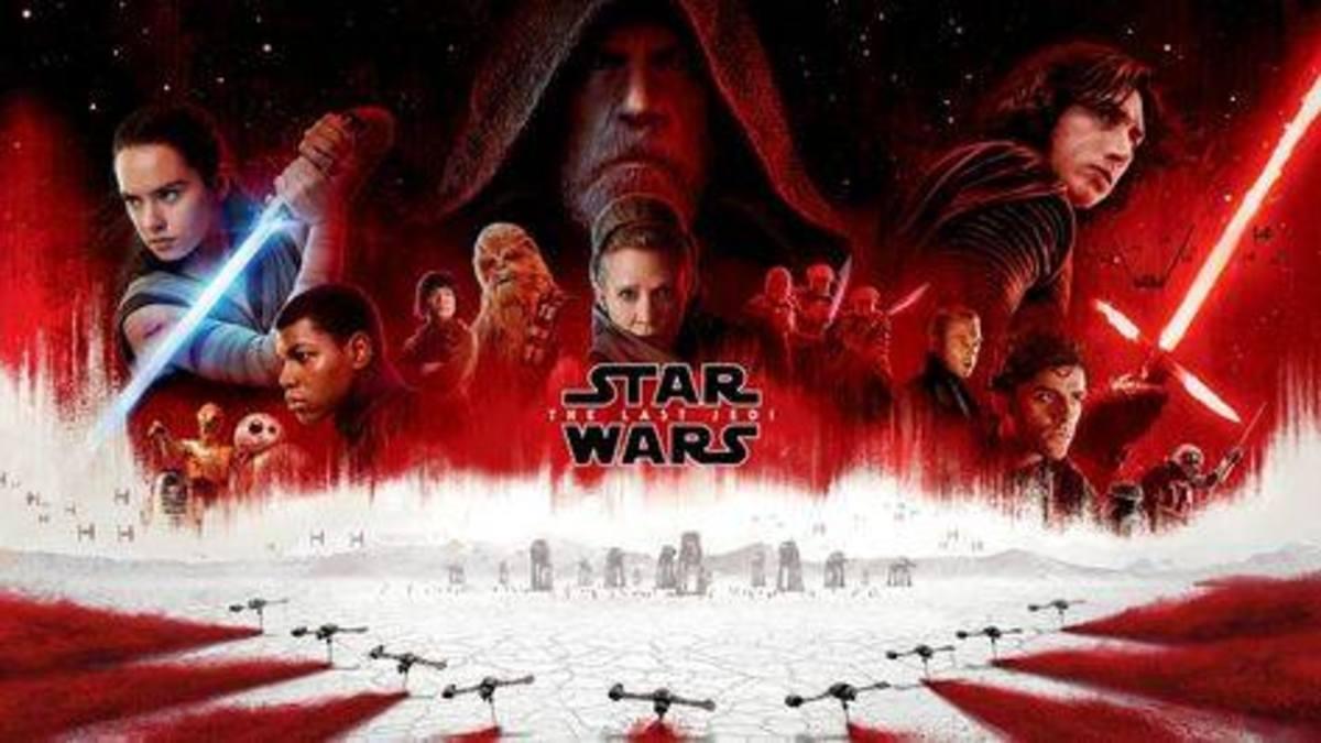 'Star Wars: The Last Jedi' (2017) - Film Review