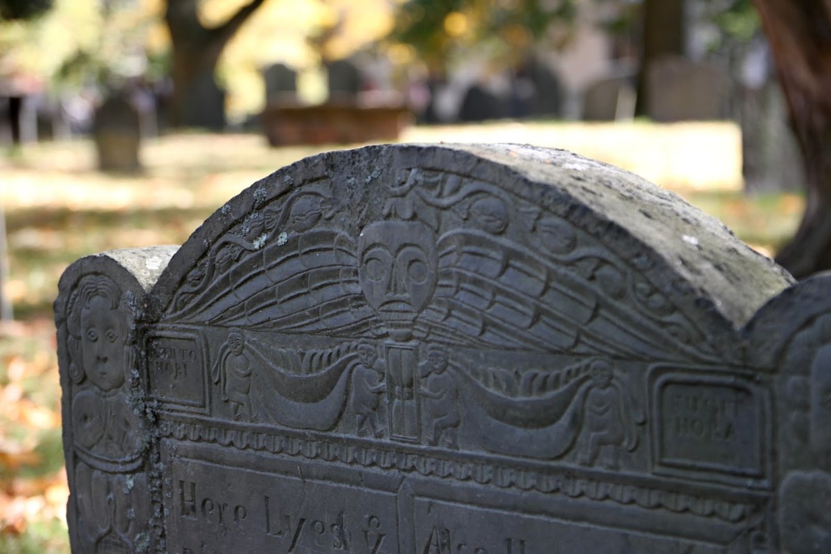 Cemeteries and Symbology: The Old Burial Ground