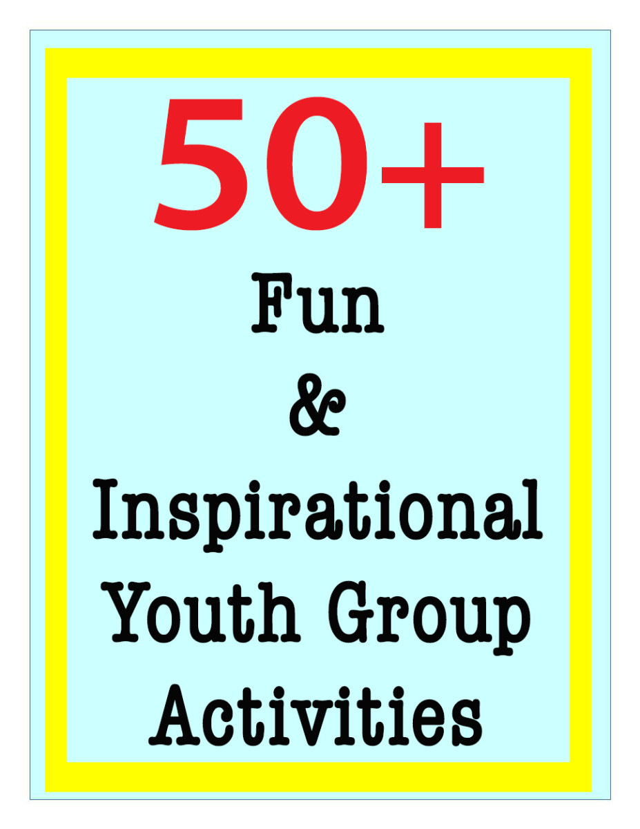 More than 50 Great Ideas for Church Youth Groups.